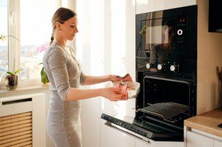 combi-oven inbouw